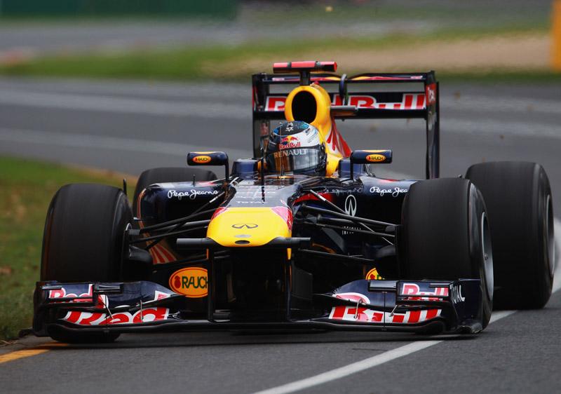 Vettel achou difícil ultrapassar mesmo com a nova asa ativada