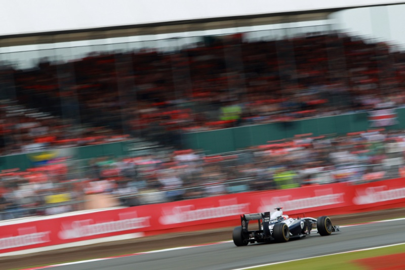Williams em Silverstone