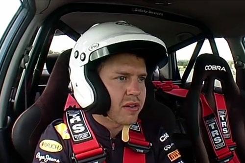 Vettel no Top Gear