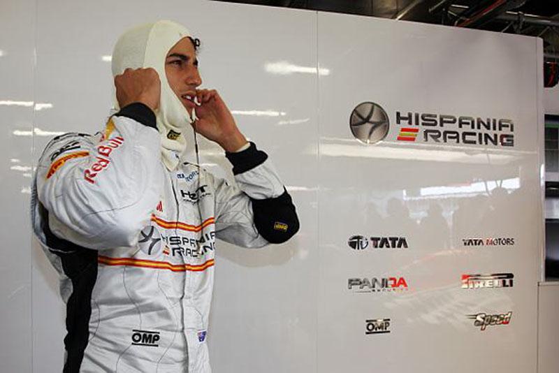 Ricciardo fez sua estreia em Silverstone