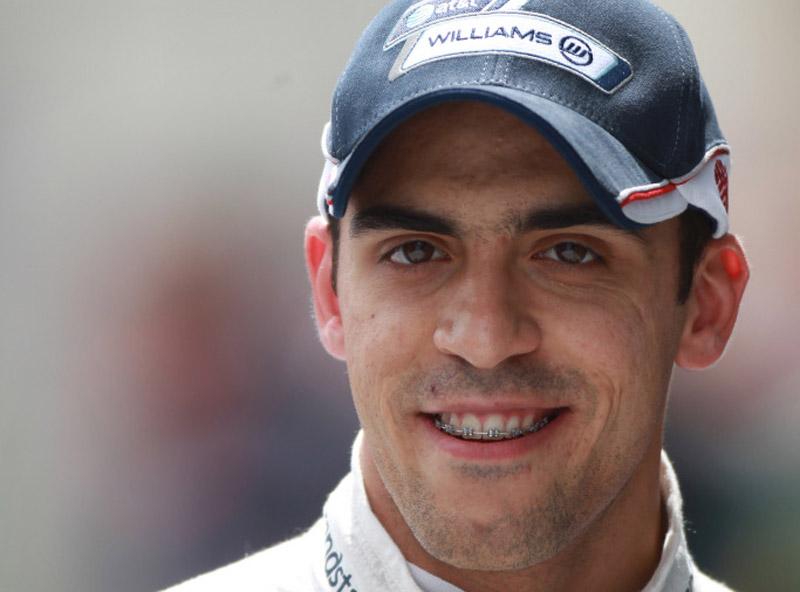 Maldonado afirma que gosta de Nurburgring