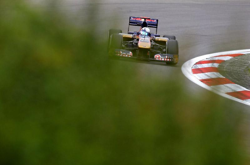Buemi larga em 16º no GP da Alemanha
