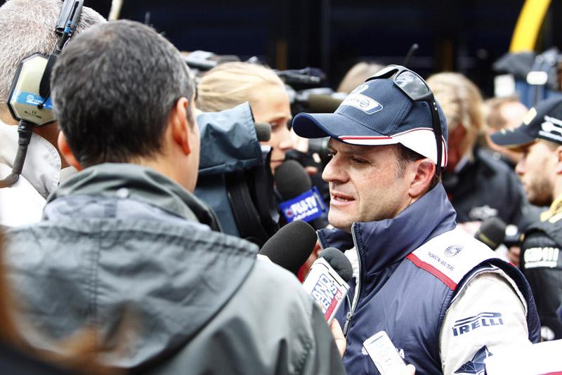 Barrichello é o quarto piloto a passar pela sabatina dos leitores do TotalRace