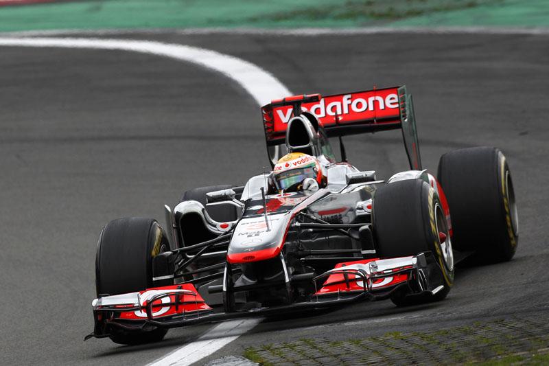 Hamilton começa fim de semana inspirado em Hungaroring