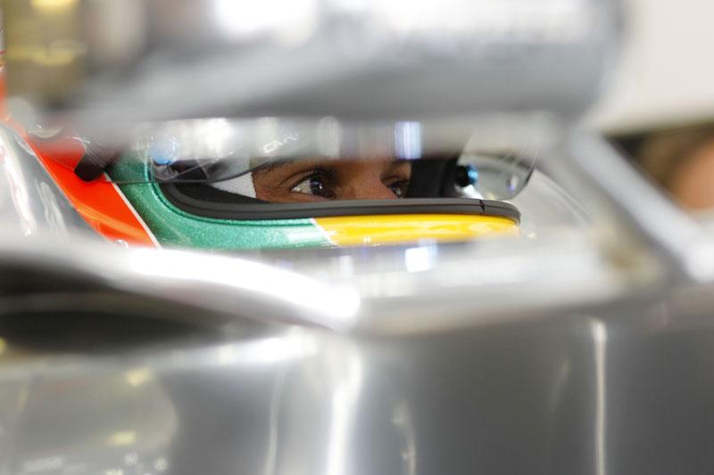 Hamilton é o terceiro colocado no mundial