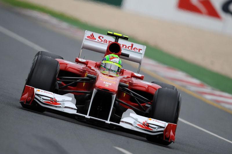 Depois de cruzar em nono, Massa criticou estratégia adotada. No fim, ganhou duas posições