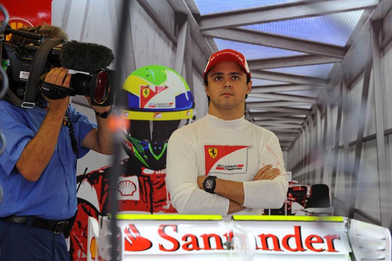 Felipe Massa: confiante na virada