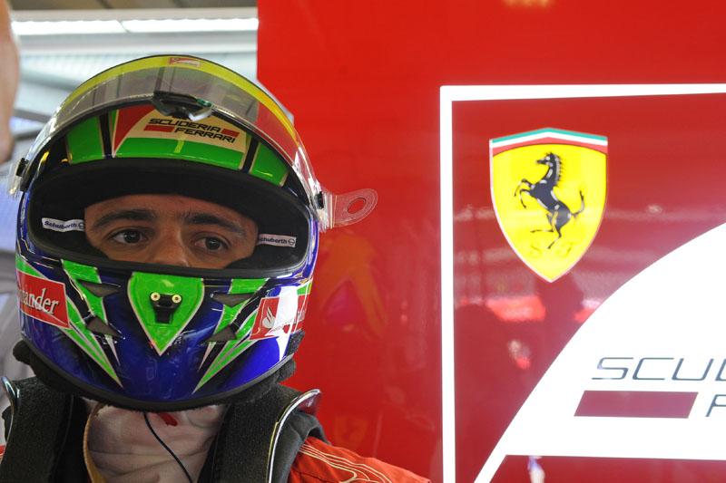 Massa quer repetir a vitória de 2008 na Bélgica