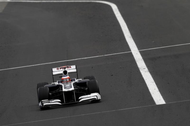 Rubens Barrichello: incerteza sobre futuro dentro do time inglês