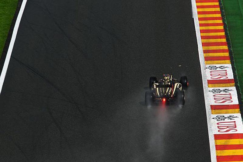 Bruno Senna disse que sempre andou bem em Spa