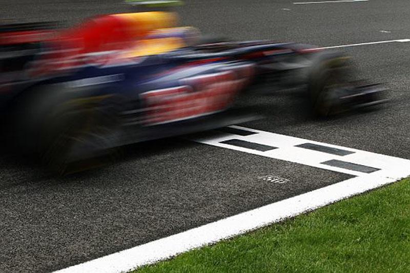 Webber teve de se contentar com o terceiro posto no grid