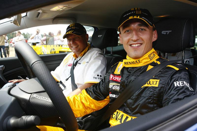 Kubica sofreu acidente no início de fevereiro