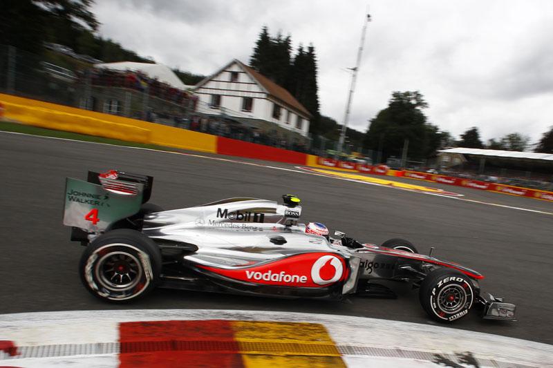 A McLaren está em segundo lugar no Mundial de Construtores, a 131 pontos da Red Bull