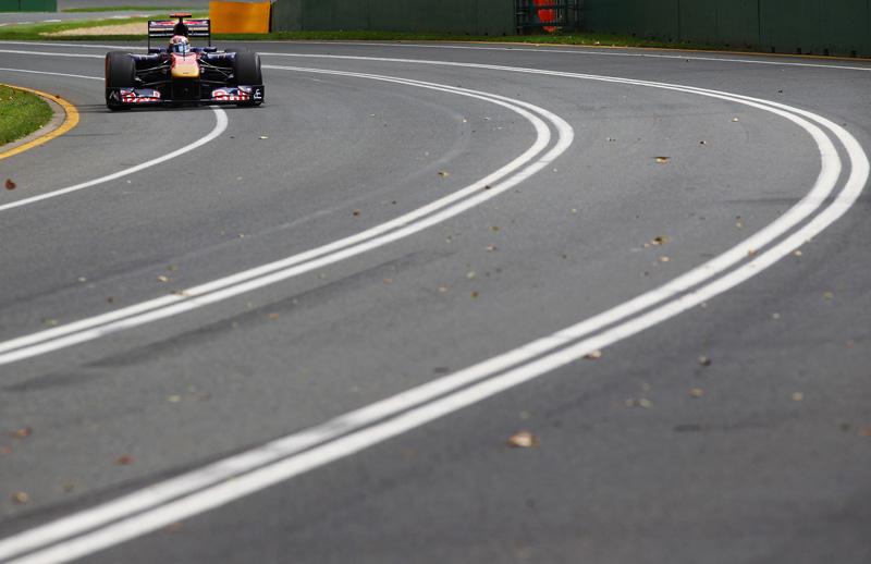 Buemi andou se estranhando com Alguersuari no GP da Austrália