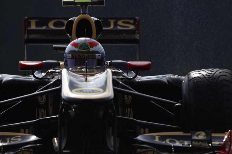 A Renault saiu da Bélgica com apenas dois pontos, de Petrov