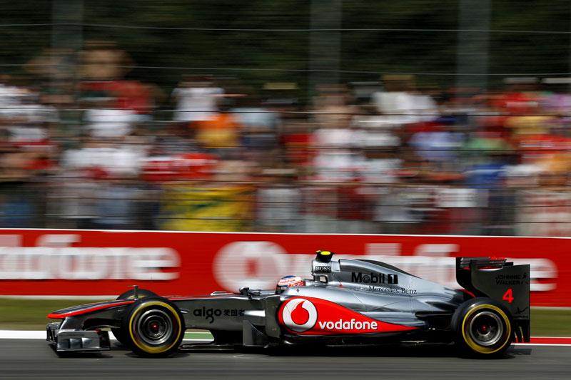 Jenson Button: vivo na briga pelo vice-campeonato