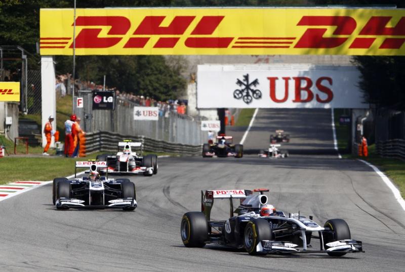 Rubens Barrichello em Monza