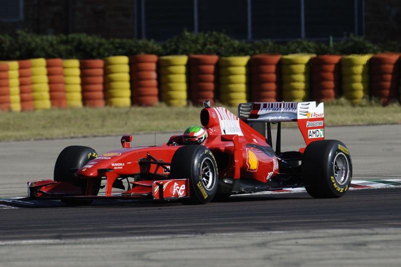 Depois de Ricardo e Pedro Rodríguez, mais um mexicano pilotando um F-1 da Ferrari