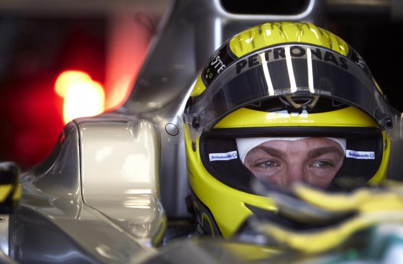 Nico Rosberg aposta na evolução do carro da Mercedes
