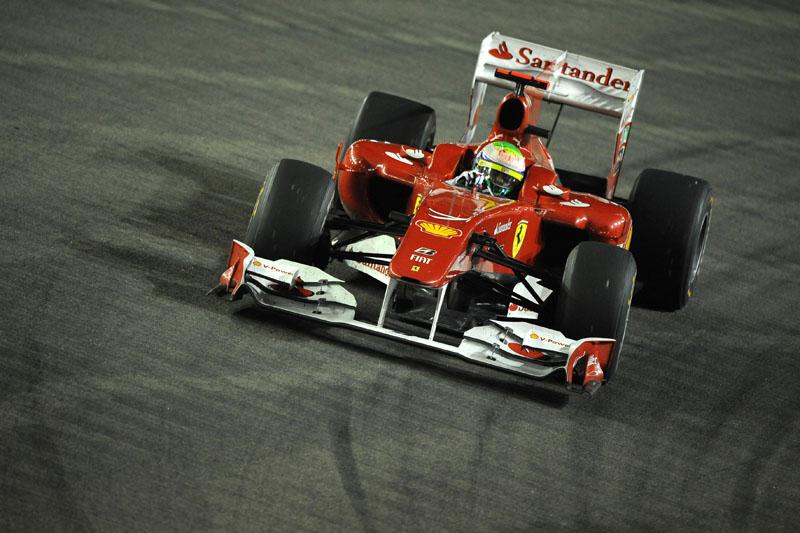 Massa largou em último ano passado após uma quebra na classificação