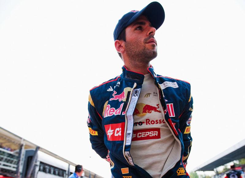 Alguersuari faz sua segunda temporada completa na F-1