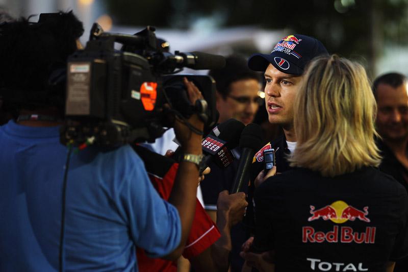 Vettel pode ser campeão já em Cingapura