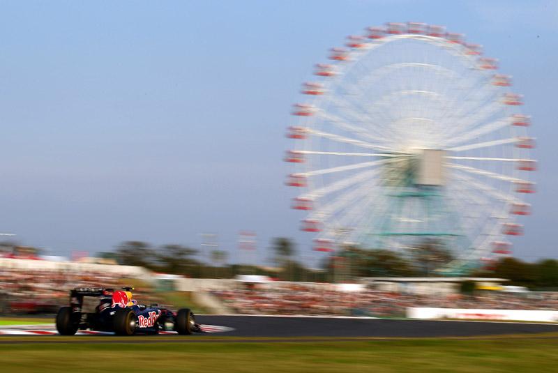 Webber foi quarto em Suzuka