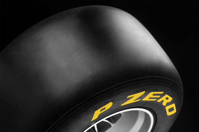 Pneu Pirelli médio
