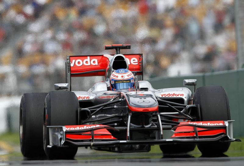 Pilotos da McLaren estão confiantes com o rendimento do carro