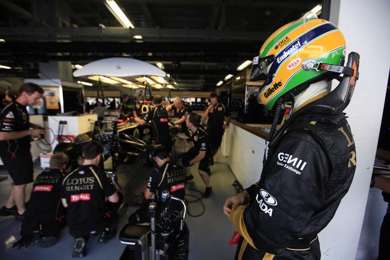 Bruno Senna reconhece que faltou preparação em Suzuka