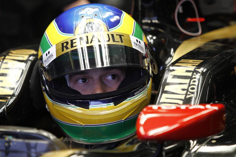 Bruno Senna espera que a maioria adote a estratégia de três paradas na Malásia