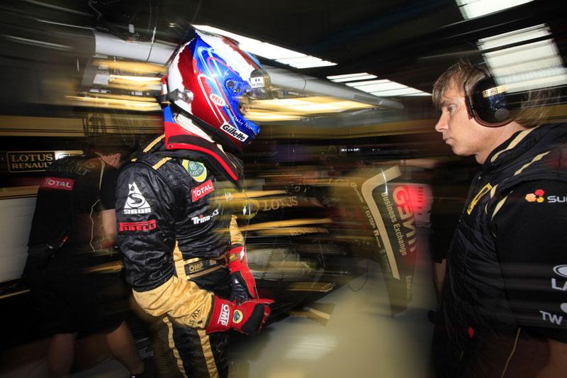 Vitaly Petrov: sétimo motor de 2011