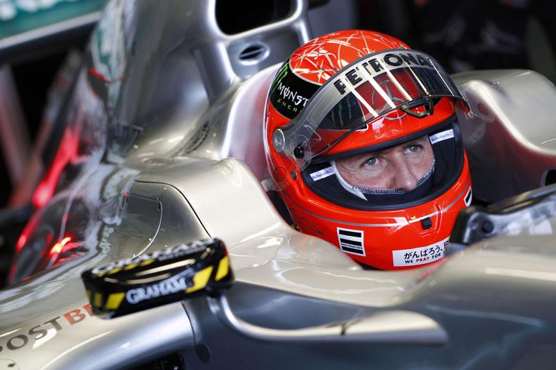 Schumacher aposta em seu bom retrospecto na Malásia