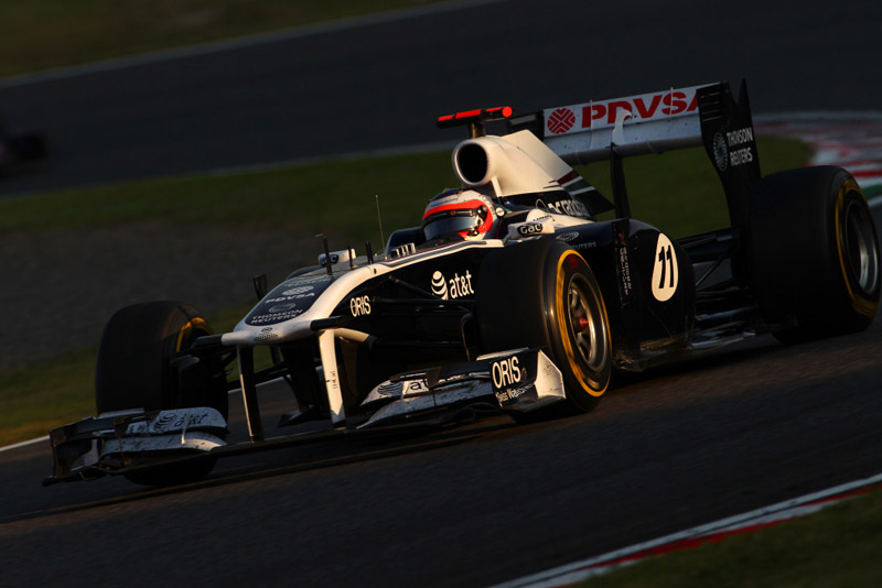 Barrichello larga em 18º na Coreia