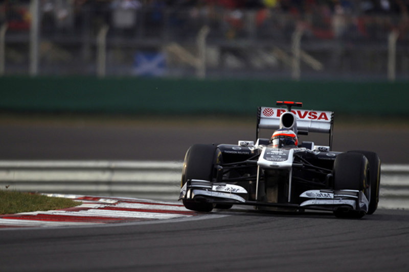 Barrichello foi 12º na Coreia