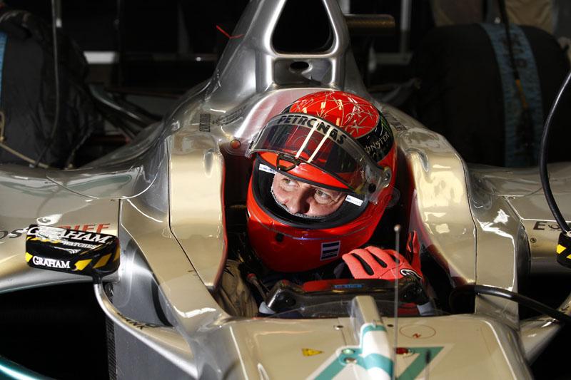 Segundo contas de Haug, Schumacher terá carro vencedor aos 46