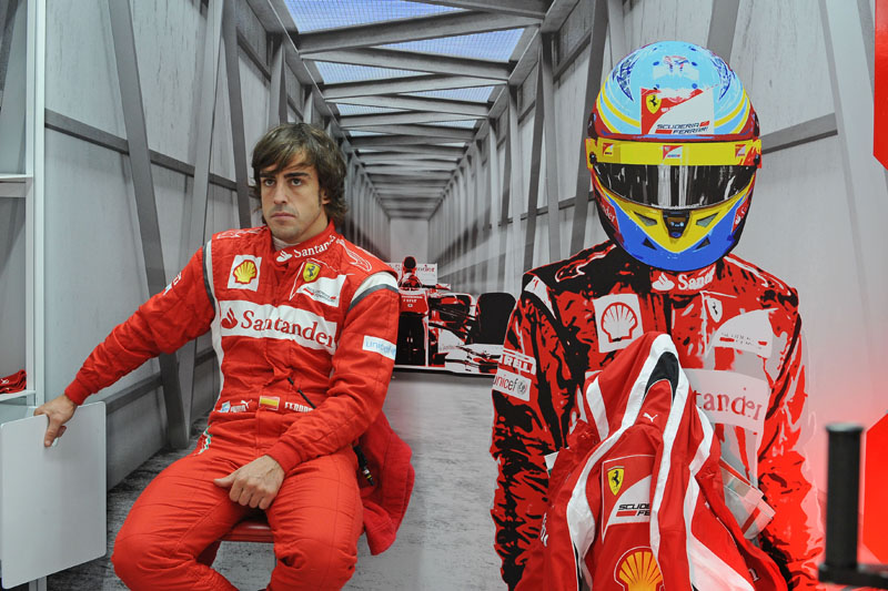Alonso é terceiro no campeonato, a 10 pontos de Button