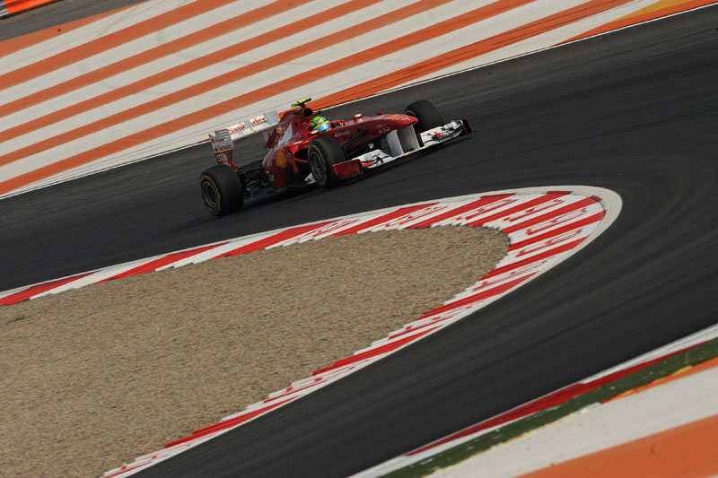 Massa acredita que a Ferrari terá bom ritmo de corrida