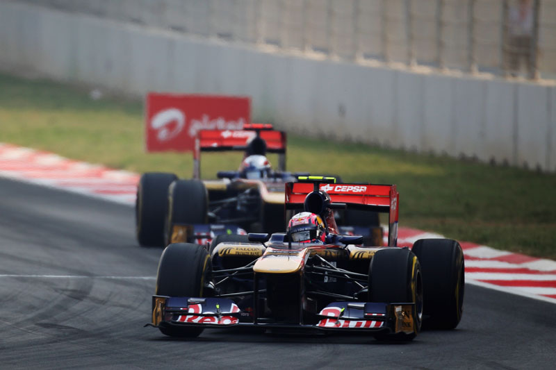 Sutil superou as Sauber e as Renault