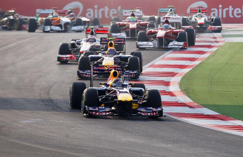 Estrutura do GP da Índia agradou no ano de estreia