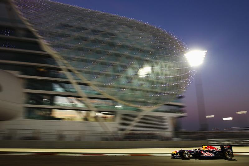 Red Bull em Abu Dhabi