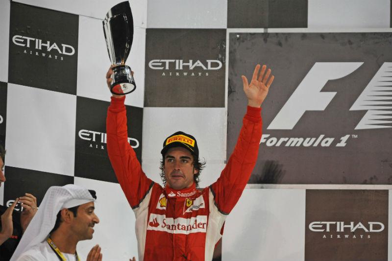 Com o troféu de Abu Dhabi, falta apenas o da Áustria