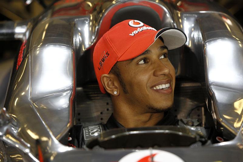 Hamilton mal pode esperar para andar em Interlagos