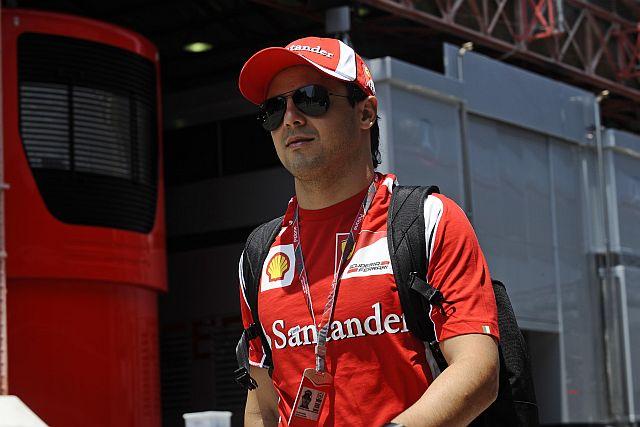 Massa aconselhou Rubinho a parar de correr