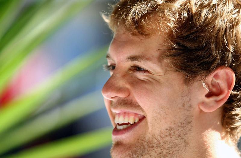 Vettel só abandonou uma prova, em Abu Dhabi