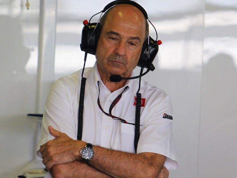 Peter Sauber, em foto de 2010