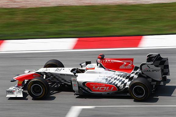 A Hispania se prepara para a terceira temporada na F-1