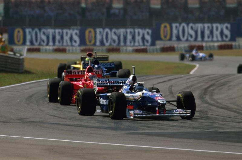 Disputa no GP da Argentina de 1997