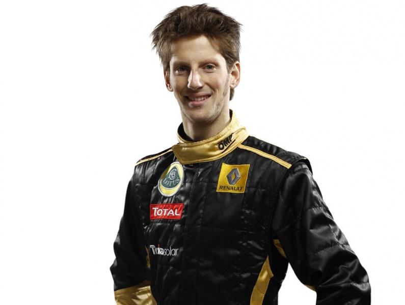 Grosjean de volta à F-1 como titular