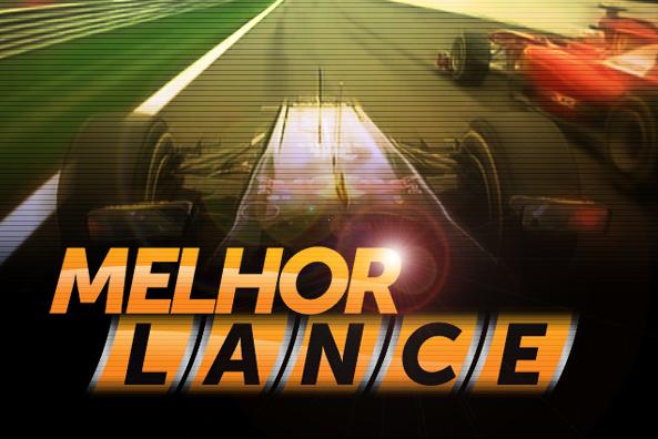 Webber supera Alonso na Eau Rouge